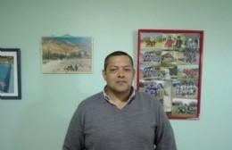 Jorge Rodríguez analizó paritarias, convenio colectivo y luchas por los derechos de los municipales