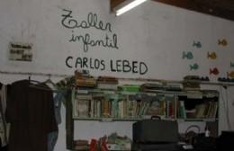 Se reactiva el Taller Infantil Carlos Lebed y necesita de la ayuda de todos
