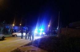 Personal policial acudió por un llamado al 911.