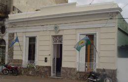 En el caso tomó intervención la secretaria de Seguridad, Susana González, y más tarde los efectivos de la comisaría Primera de Ensenada.