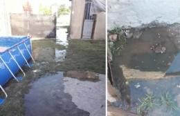 """Barrio Solidaridad: Vecinos """"inundados por desechos"""""""