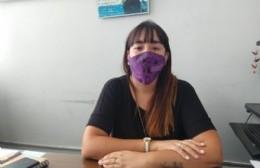 Peñalba reiteró la necesidad de contar con políticas con perspectiva de género