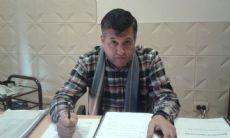 Adri�n Vel�zquez, subsecretario de Seguridad municipal.