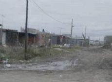 La zona donde se produjo el hallazgo, en Villa Arg�ello, es descampada. Un vecino y su hija descubrieron los restos